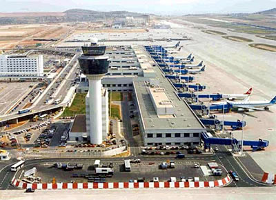 airport athen